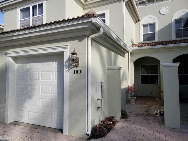 1415 Mariposa Circle #103, Naples, FL 34105 (MLS #221014932) :: Realty Group Of Southwest Florida