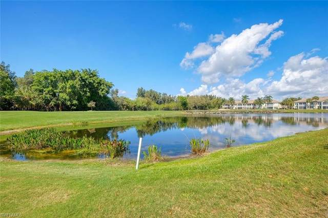 16420 Millstone Circle #104, Fort Myers, FL 33908 (MLS #221014947) :: RE/MAX Realty Team