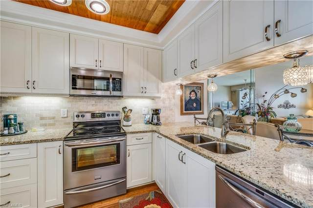 14911 Hole In One Circle #210, Fort Myers, FL 33919 (MLS #221014951) :: RE/MAX Realty Team