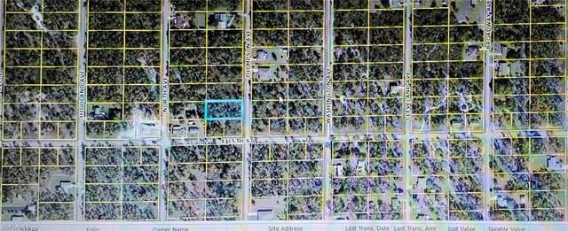 1503 Thompson Avenue, Lehigh Acres, FL 33972 (MLS #221014953) :: Clausen Properties, Inc.
