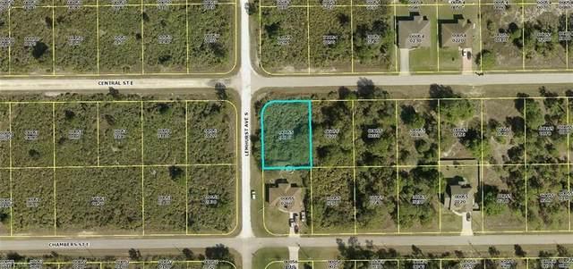 740 Central Street E, Lehigh Acres, FL 33974 (MLS #221015079) :: Clausen Properties, Inc.