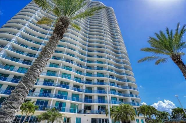 3000 Oasis Grand Boulevard #1505, Fort Myers, FL 33916 (MLS #221015085) :: Kris Asquith's Diamond Coastal Group