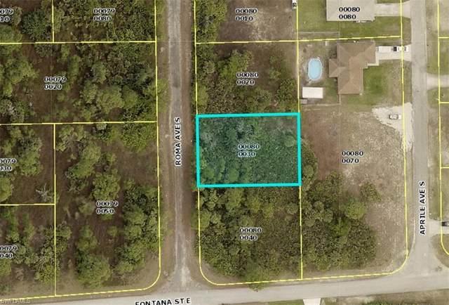 843 Roma Avenue S, Lehigh Acres, FL 33974 (MLS #221015245) :: NextHome Advisors