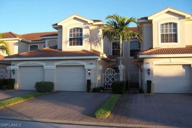 10023 Sky View Way E #1205, Fort Myers, FL 33913 (MLS #221015344) :: Avantgarde