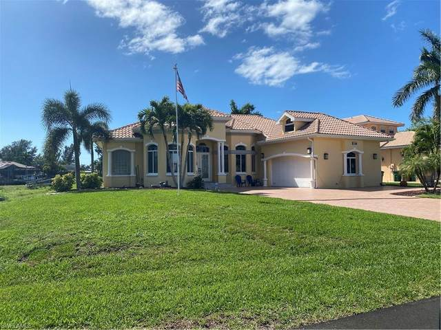 506 SW 33rd Avenue, Cape Coral, FL 33991 (MLS #221015392) :: Coastal Luxe Group Brokered by EXP