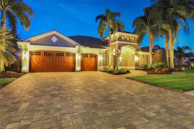 1900 Lagoon Lane, Cape Coral, FL 33914 (MLS #221015404) :: Domain Realty