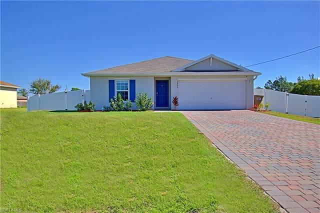 3905 NE 16th Avenue, Cape Coral, FL 33909 (MLS #221015408) :: Domain Realty