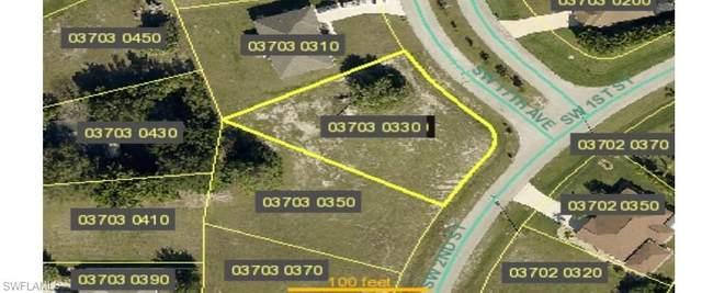 104 SW 17th Place, Cape Coral, FL 33991 (#221015440) :: Vincent Napoleon Luxury Real Estate