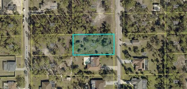 711 James Avenue E, Lehigh Acres, FL 33936 (MLS #221015469) :: Avantgarde