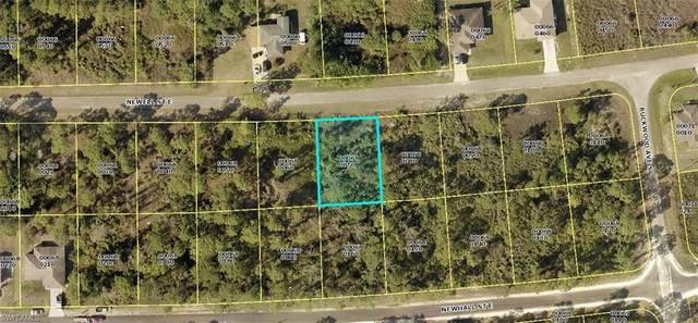 718 Newell Street E, Lehigh Acres, FL 33974 (MLS #221015475) :: Avantgarde