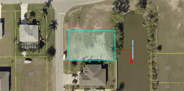 2505 SW 21st Avenue, Cape Coral, FL 33914 (MLS #221015478) :: Domain Realty