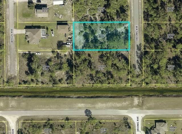 1203 Irving Avenue, Lehigh Acres, FL 33972 (MLS #221015484) :: Domain Realty