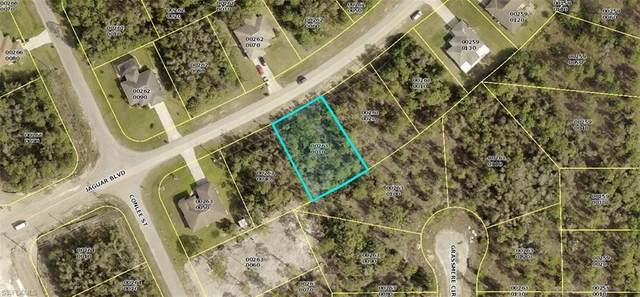 480 E Jaguar Boulevard, Lehigh Acres, FL 33974 (MLS #221015485) :: Domain Realty