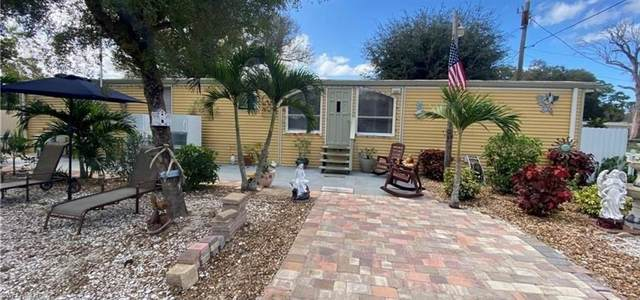 766 Higgins Road, North Fort Myers, FL 33917 (MLS #221015488) :: The Naples Beach And Homes Team/MVP Realty