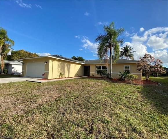 1816 SE 6th Terrace, Cape Coral, FL 33990 (MLS #221015519) :: Domain Realty