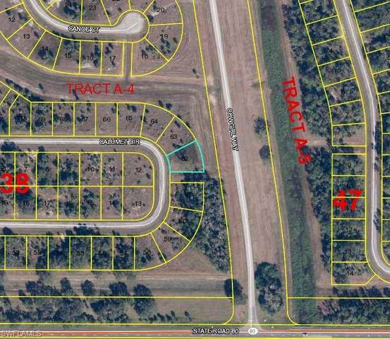 Lot #62 Calumet Circle, Labelle, FL 33935 (#221015575) :: Vincent Napoleon Luxury Real Estate