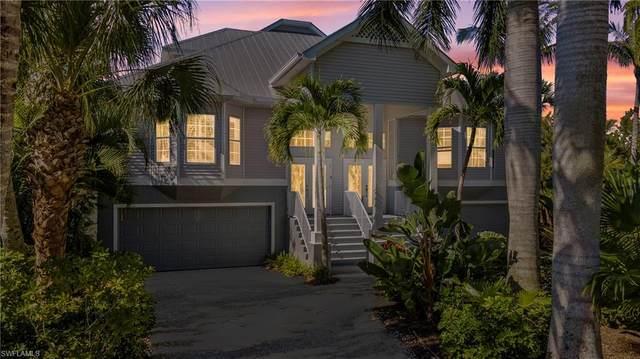 5424 Shearwater Drive, Sanibel, FL 33957 (MLS #221015585) :: RE/MAX Realty Team