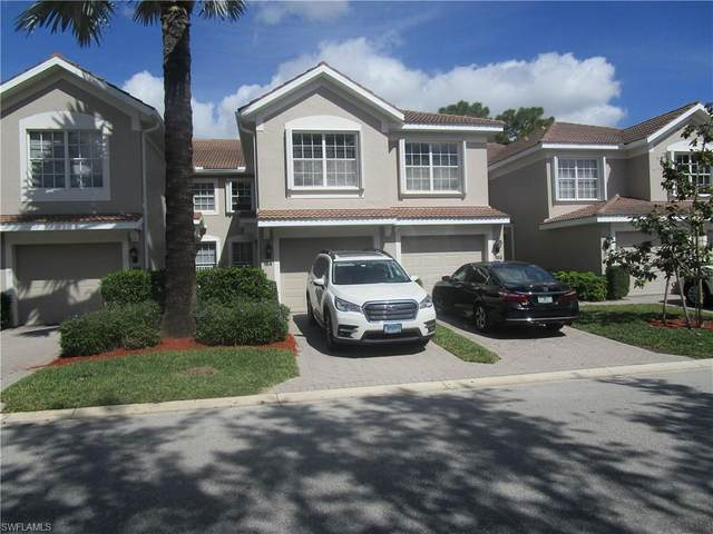 11035 Mill Creek Way #104, Fort Myers, FL 33913 (MLS #221015684) :: RE/MAX Realty Team