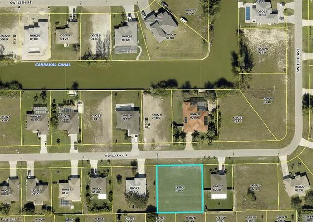 1814 SW 13th Lane, Cape Coral, FL 33991 (MLS #221015700) :: Domain Realty