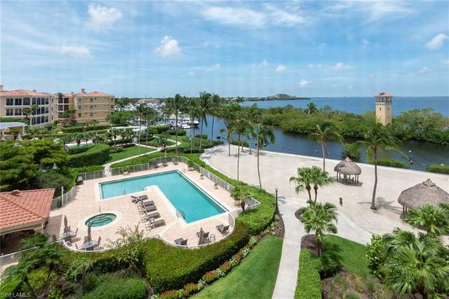 14250 Royal Harbour Court #516, Fort Myers, FL 33908 (MLS #221015747) :: RE/MAX Realty Team