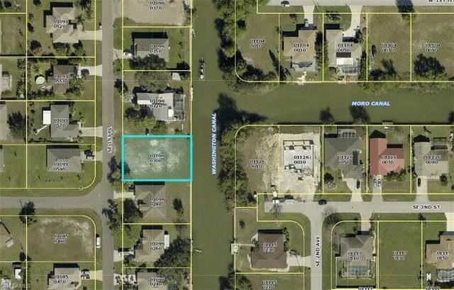 157 SE 1st Place, Cape Coral, FL 33990 (MLS #221015791) :: Premier Home Experts