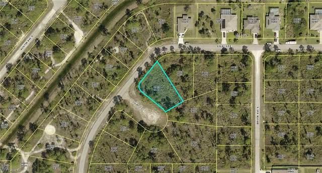 1050 Lilac Street E, Lehigh Acres, FL 33974 (MLS #221015801) :: NextHome Advisors
