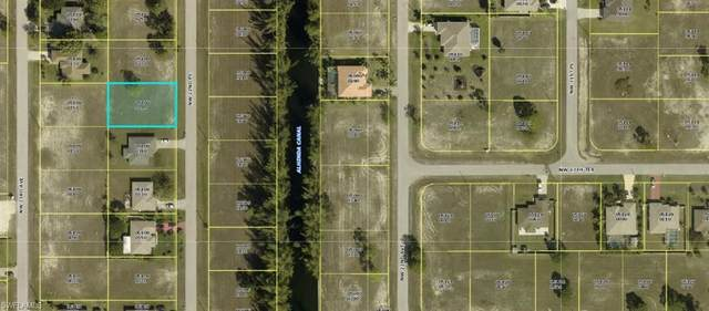 2722 NW 22nd Place, Cape Coral, FL 33993 (MLS #221015855) :: Premier Home Experts