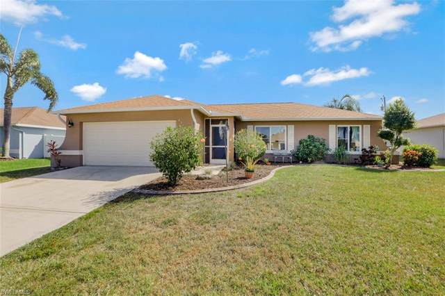 2310 SW 27th Street, Cape Coral, FL 33914 (MLS #221015875) :: Domain Realty