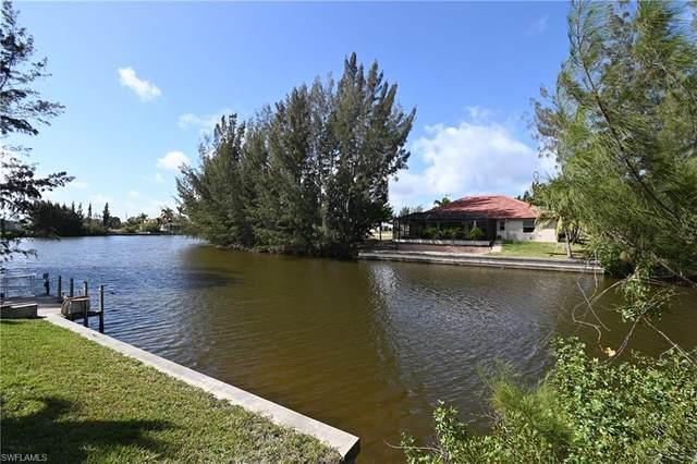 2308 NW 34th Avenue, Cape Coral, FL 33993 (#221015901) :: The Dellatorè Real Estate Group