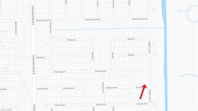 1247 Sunrise Boulevard, Lehigh Acres, FL 33974 (MLS #221015910) :: NextHome Advisors