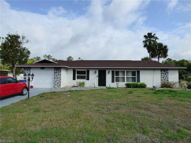 2507 E 2nd Street, Lehigh Acres, FL 33936 (#221015938) :: The Dellatorè Real Estate Group