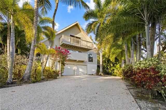 4500 Waters Edge Lane, Sanibel, FL 33957 (MLS #221015964) :: Realty Group Of Southwest Florida