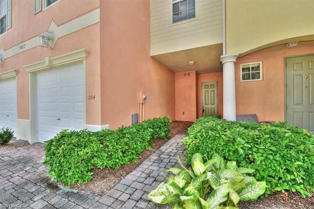 9813 Quinta Artesa Way #104, Fort Myers, FL 33908 (MLS #221016048) :: BonitaFLProperties