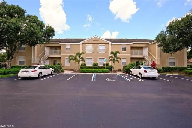 12081 Summergate Circle #102, Fort Myers, FL 33913 (#221016078) :: Vincent Napoleon Luxury Real Estate