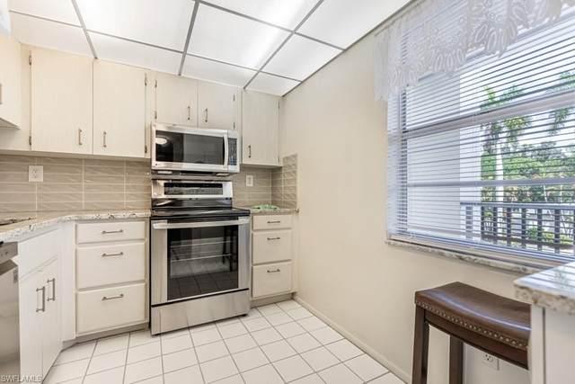 1828 Pine Valley Drive #201, Fort Myers, FL 33907 (MLS #221016083) :: Avantgarde