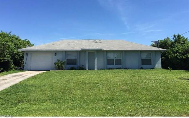 2916 22nd Street SW, Lehigh Acres, FL 33976 (MLS #221016100) :: Domain Realty