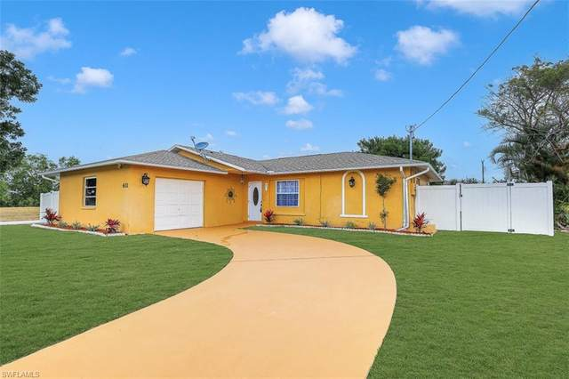611 NW 20th Street, Cape Coral, FL 33993 (MLS #221016138) :: Domain Realty