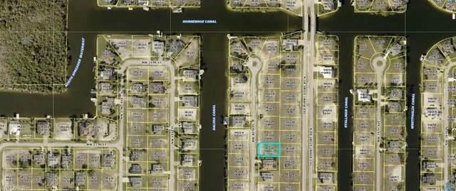 1227 NW 40th Place, Cape Coral, FL 33993 (#221016150) :: The Dellatorè Real Estate Group