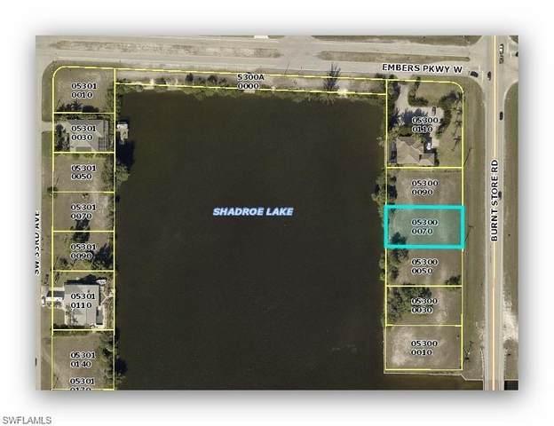 14 Burnt Store Road S, Cape Coral, FL 33991 (#221016197) :: The Dellatorè Real Estate Group