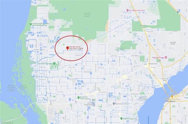1834 NW 27th Street, Cape Coral, FL 33993 (#221016253) :: The Michelle Thomas Team
