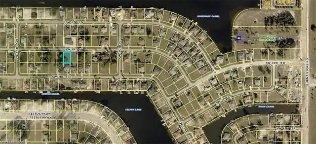 3602 SW 3rd Street, Cape Coral, FL 33991 (#221016267) :: The Dellatorè Real Estate Group