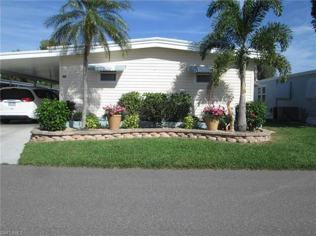 352 Shoreland Drive #352, Fort Myers, FL 33905 (MLS #221016270) :: Domain Realty