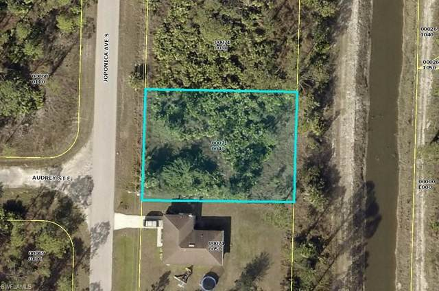 1063 Joponica Avenue S, Lehigh Acres, FL 33974 (MLS #221016299) :: RE/MAX Realty Team