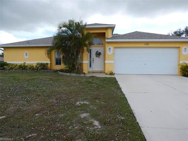 1321 NE 16th Place, Cape Coral, FL 33909 (#221016375) :: The Dellatorè Real Estate Group