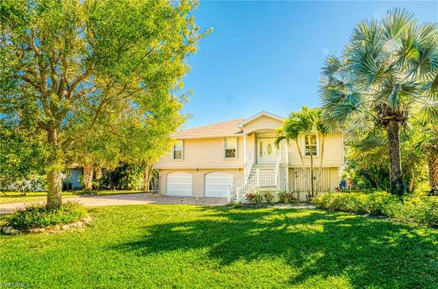 1612 Serenity Lane, Sanibel, FL 33957 (MLS #221016383) :: NextHome Advisors