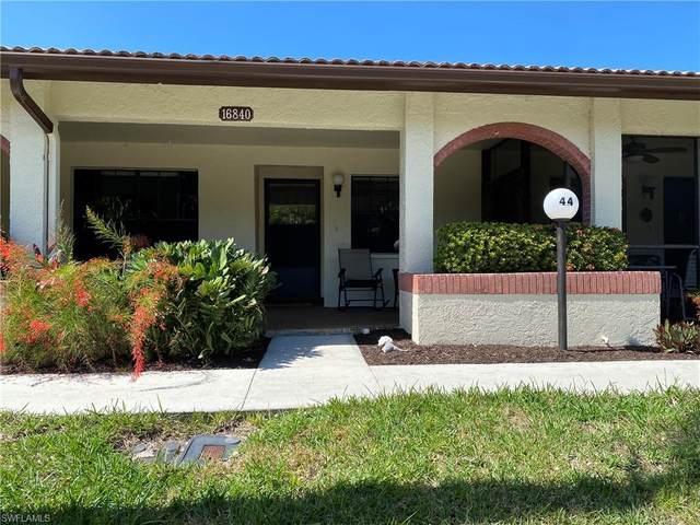 16840 Ginger Lane #3044, Fort Myers, FL 33908 (#221016419) :: Caine Luxury Team
