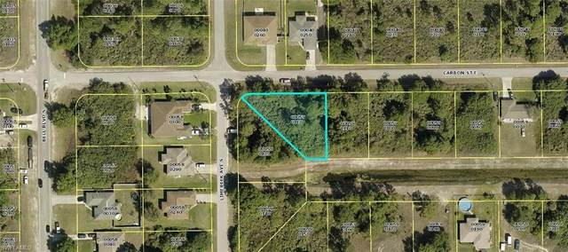 820 Carbon Street E, Lehigh Acres, FL 33974 (MLS #221016446) :: RE/MAX Realty Group