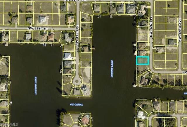 3006 NW 42nd Place, Cape Coral, FL 33993 (MLS #221016498) :: RE/MAX Realty Group