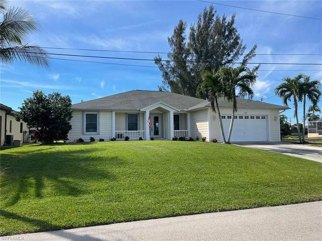 212 SW 15th Street, Cape Coral, FL 33991 (MLS #221016567) :: Domain Realty