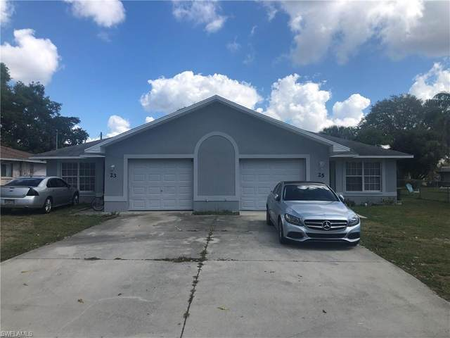 23 SE 24th Avenue, Cape Coral, FL 33990 (#221016573) :: The Dellatorè Real Estate Group
